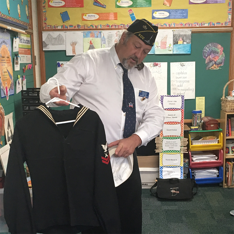 Veterans in Community Schools